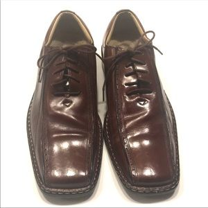 Stacy Adams Men's Leather Oxfords 11M
